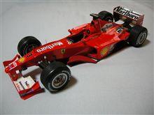 1/18 Ferrari F1-2000 (Mattel ELITE Series) Marlboro custom