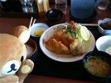 昼ご飯♪ (*^ω^)ノ