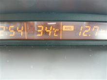 チョー暑くて湿度が高くて・・