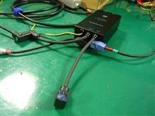 CD-7X メインの接続で~