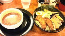 【季節限定】 風火中丸 栗東店のカレーつけ麺