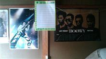 BOOWY(^^♪