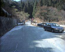 国道アーカイブ(2004年春・国道421号線石榑峠)