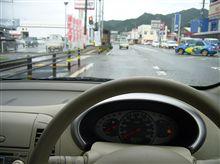今日も雨ですね