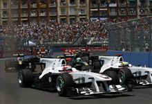 2010 F1 第9戦 ヨーロッパGP