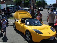 電気自動車へのコンバージョン