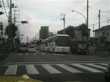 今日のバス