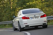 New BMW ALPINA B5 Bi-Turbo