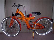 【紫外線】自転車洗いを決行【地獄】