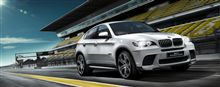 BMW X6も限定車発売!「X6 Performance unLimited」
