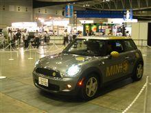 MINIもEV(電気自動車)の時代(^^;) ・・
