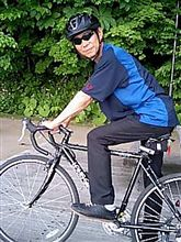 じつは自転車も趣味です・・・