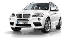 New BMW X3公式ビデオ