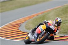 MotoGP ドイツGP ザクセンリンク 決勝結果