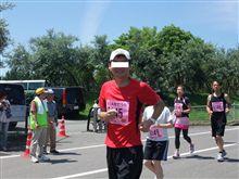 山形酒田砂丘マラソン「気温33℃は死にそうでした」