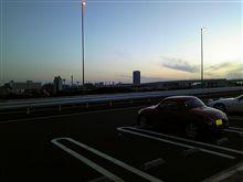 早朝ドライブ!