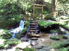 日本の滝シリーズ・瓜割の滝