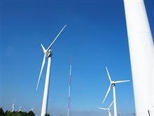青山高原で風車撮ってきたっ(`・ω・´)