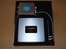 カロ4chAmp GM-D6400取り付け