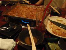 恒例の晩餐会