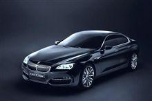 BMW 6シリーズ 次期型、4ドアクーペも設定へ
