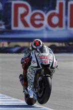 MotoGP U.S.GP ラグナ・セカ 予選結果