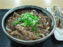 肉うどん(どんどん庵)
