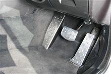 BMW E46 318i ツーリング用 ドライバーフットレスト  ペダルセット付き