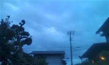 梅雨明け以来・・・