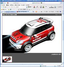 MINI WRC参戦へ