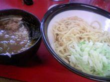 松福のつけ麺