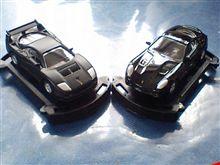 599GTBFioranoとF40Competizione