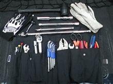 車載工具~あなたの工具箱見せてー!(*^_^*)