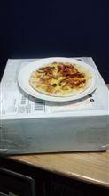 アメリカの宅配と言えばピザ