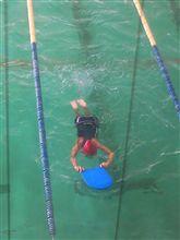 水泳教室♪