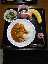石川県 金沢市 某病院 毎週金曜日 昼食のカレー 思い出