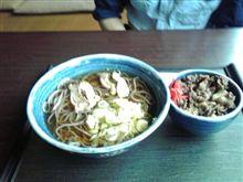 冷たい肉蕎麦4『神楽』