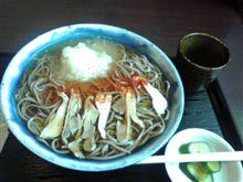 冷たい肉蕎麦7『神楽』再び