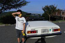奥比叡ドライブウェイへ行ってきました。