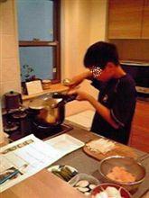 料理の上手いラガーマン