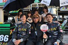 SUPER GT 第6戦のお知らせ
