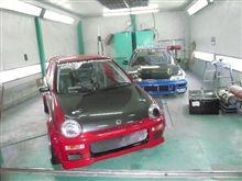 レース車両 JA4 EF9
