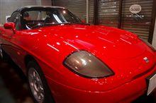 【ラディアス湘南】FIAT・バルケッタのガラスコーティング