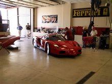 Enzo Ferrari ボンネビル仕様
