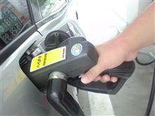 真夏の燃費報告