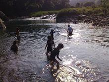 山と川のプチ旅行