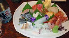 お寿司の力をお借りしました!