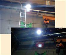 激光 最新の照明用LEDは「想像を超えていた」
