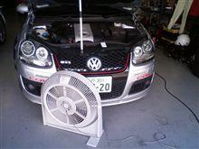 VW GTI Cup 2010 第3戦(予選)