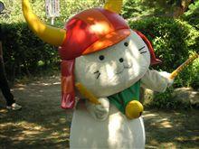 夏休み 1610キロの北陸・関西、ひこにゃん旅行 2010/8/17